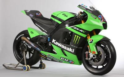 MotoGP Kawasaki ZXRR1