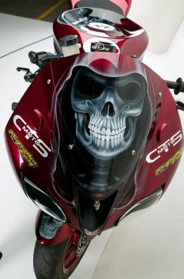 Tony Carbajal bike2
