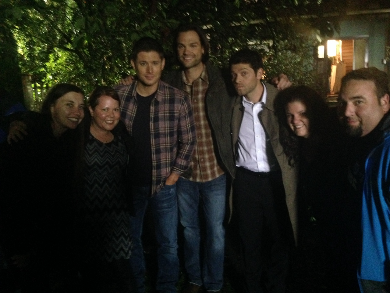 SUPERNATURAL PICTURES 2014年10月
