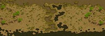 ナラダ平原 / 2つの丘