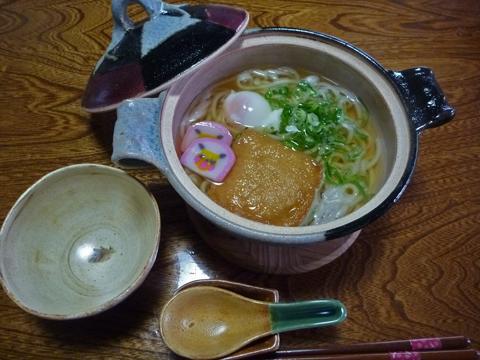 肌寒い日のお昼ご飯