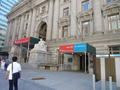 アメリカインディアン博物館