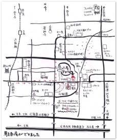 豆パン屋アポロのmap