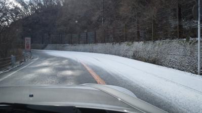 ③路面積雪