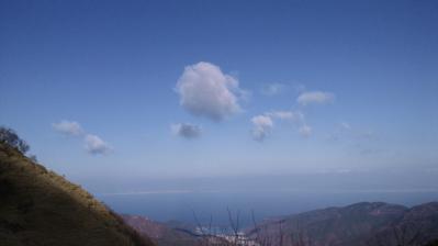 ④ぽっかり雲