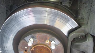 レコード盤ローター