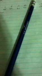 USAF鉛筆~
