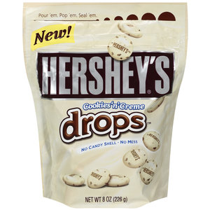 Hershey's Drop Cookies'n'Creme