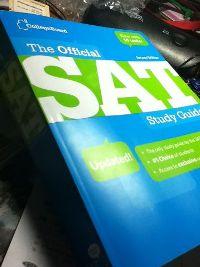 SAT公式テキスト