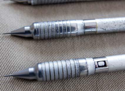 日本製の製図用シャープペンシル03