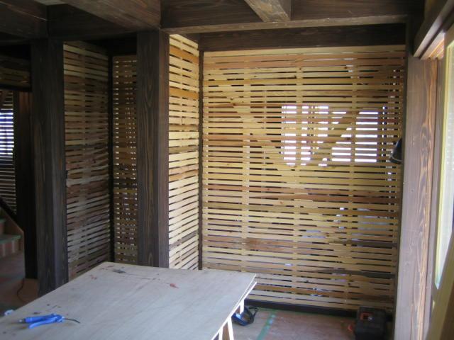 木摺り下地