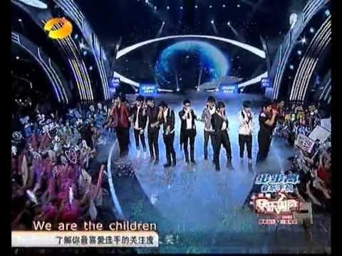 [2010快樂男聲] 100910冠軍之夜 全國十二強-愛