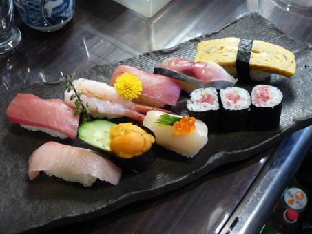 1特上寿司