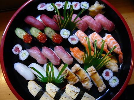 9宅配上寿司