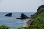 タコ岩とトド岩