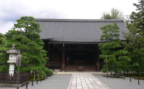広隆寺本堂1