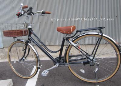 念願のニュー自転車・ブリジストン カジュナです。
