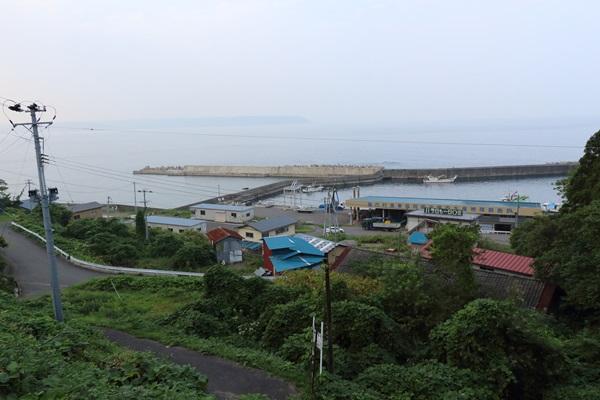 袖が浜駅(堀内駅)