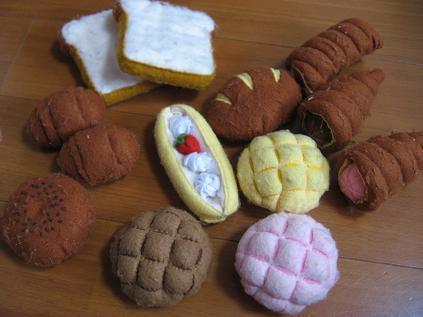 チョキチク・定番パン