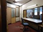旧早岐駅事務室
