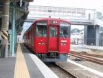赤いキハ200