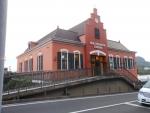 ハウステンボス駅駅舎