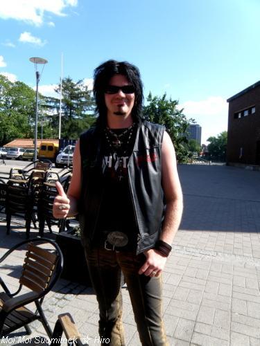Matthau Tampere 17.07.2010
