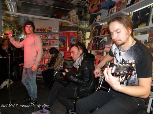Uniklubi Levykauppa Äx 30.09.2010