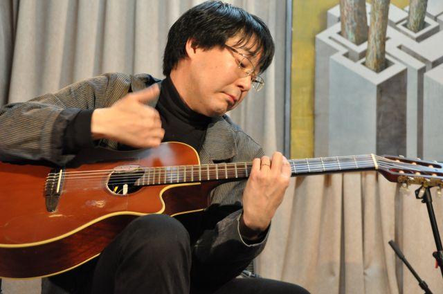 遠州スーパーギタートリオ@サロコン 2