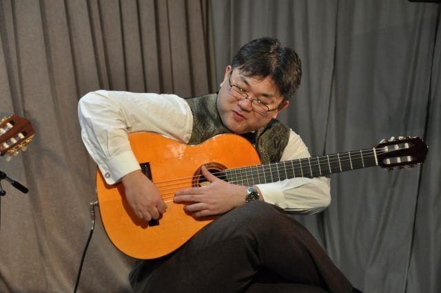 遠州スーパーギタートリオ@サロコン 5