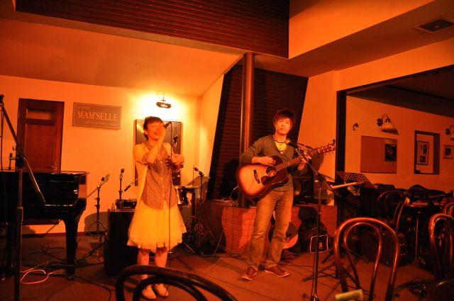 アコースティク・ライブ!「パラダイス・カフェ」 7