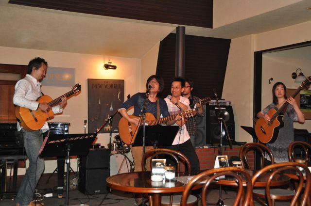 アコースティク・ライブ!「パラダイス・カフェ」 11