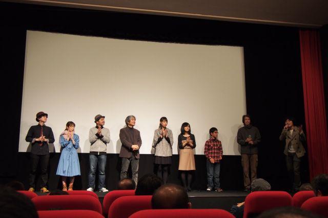 映画「ハローゼア」試写会2