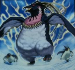大皇帝ペンギン