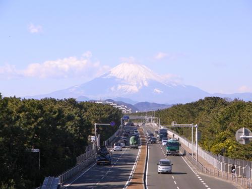富士山110201