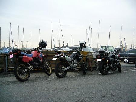 RA125,KLX250&IMPULSE400