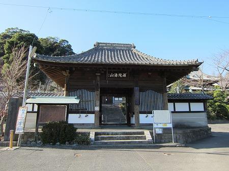 鉄舟寺 1
