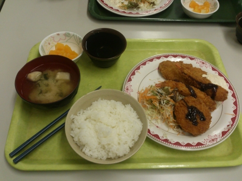 kobe cityhall lunch