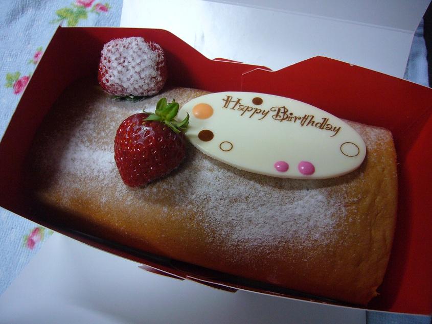 スイーツ ラボ ミルクのロールケーキ
