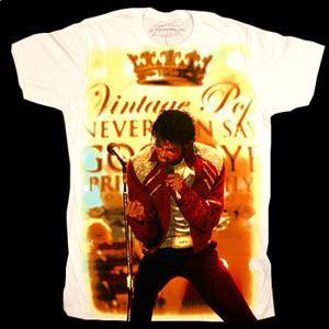 マイケルTシャツ
