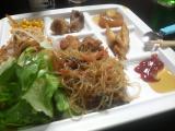 05-食べ飲み放題の夕食