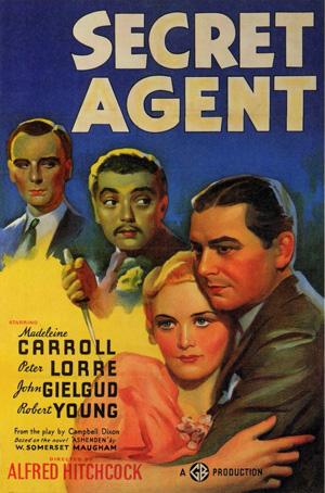 1936-The Secret Agent-s