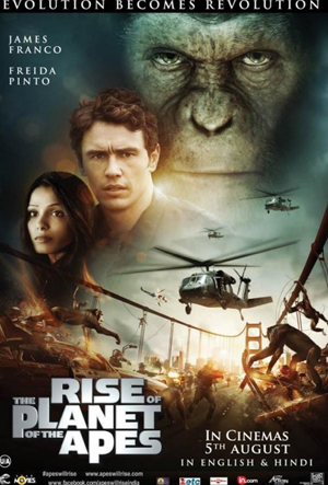 Rise of the Planet of the Apes-s