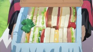インフィニット・ストラトス サンドイッチ