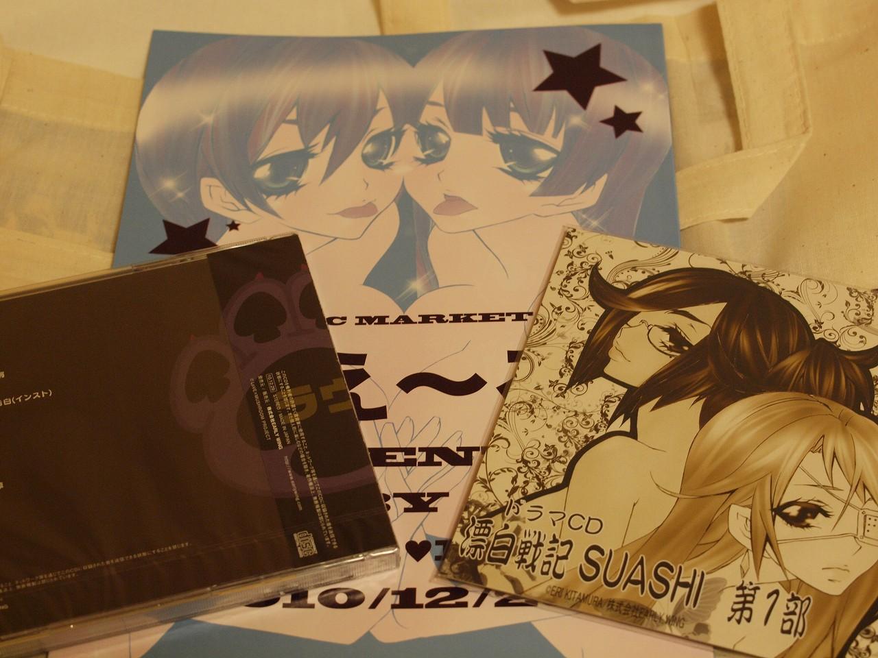 えりえーる イラスト本&CD