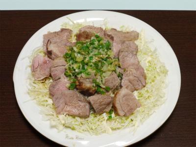 130916煮豚サラダ (3)