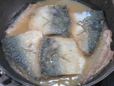 131208サバの味噌煮 (3)