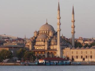 トルコの朝焼け