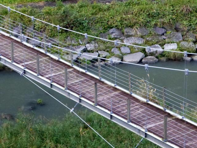 神之川小吊橋2