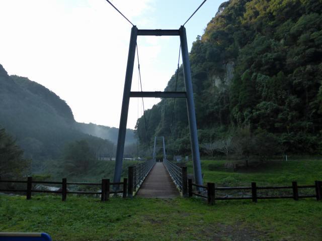 神之川小吊橋4